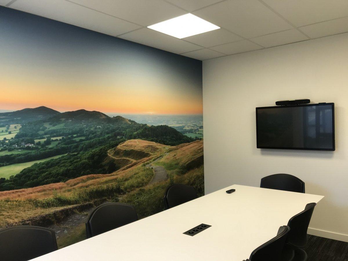 SSB Meeting room Malvern Hills