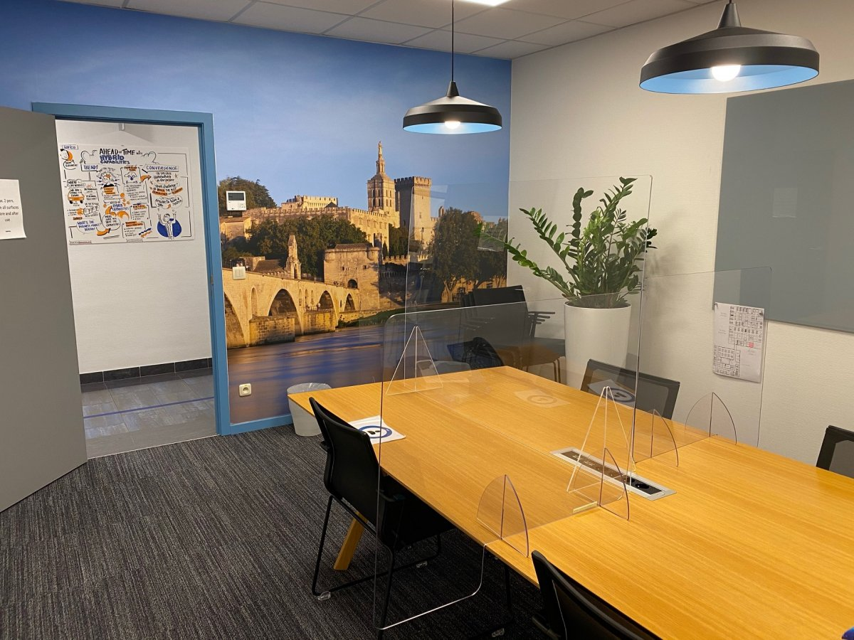 SSB Meeting Room Pont d'Avignon